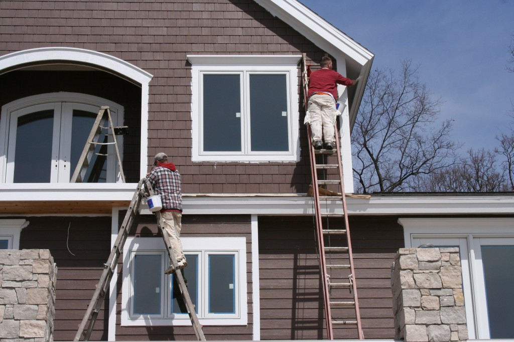 Exterior Painting – Basic Process Overview